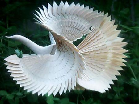 Щепная Птица счастья