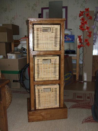 мебели из картона