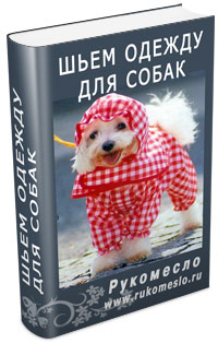 Шьем одежду для собак